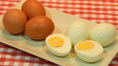 Cómo cocer huevos para que se pelen fácilmente