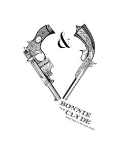 bonnie and clyde drawings - Google Search