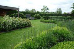 Tuinideeën: moderne tuinen