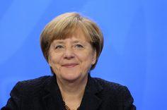 Merkel Denied Time to Bask in Praise as Refugee Rebels Loom.(December 10th 2015)