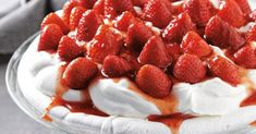 Food Categories, Pavlova, Raspberry, Deserts, Food Porn, Food And Drink, Favorite Recipes, Yummy Food, Sweets