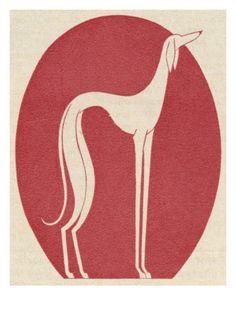 Obviously a saluki, taken from a poster site, (incorrectly) called 'Fantasy greyhound Greyhound Art, Italian Greyhound, Greyhound Tattoo, Illustrations, Illustration Art, Magyar Agar, Lurcher, Fantasy, Giclee Print