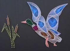 """Résultat de recherche d'images pour """"string art animals"""""""