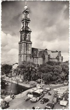 Westerkerk 1960
