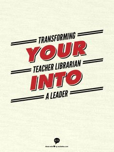 A vision for Iowa's School Libraries
