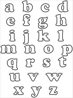 30+ Alphabet Bubble Letters - Free Alphabet Templates | Free & Premium Templates