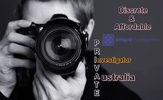 Are you looking for private detective? Integral investigations is a best place for those people out there who are desperately in need of private investigator Australia. They are the best at confirming your suspicions or proving you wrong.