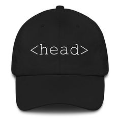 7 Best Caps for Coders images in 2018 | Dad hats, Cap, Hats