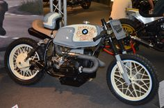 German Racer by PcP-Bikes (Germany), based on a 1981 BMW R65