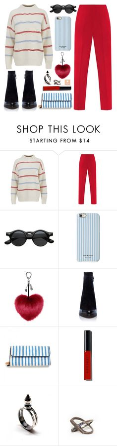 """""""NYFW with Popmap 53"""" by deeyanago ❤ liked on Polyvore featuring ZeroUV, Isaac Mizrahi, Eleven Eleven, Bobbi Brown Cosmetics and popmap"""