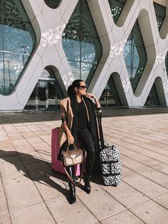 Blazer Beige, Travel Goals, Lightroom, Louis Vuitton, Instagram, Outfits, Black Boots, Morocco, Suits
