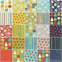 Garden Project Fat Quarter Bundle - Tim and Beck - Moda Fabrics — Missouri Star Quilt Co.
