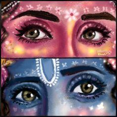 Radha Krishna Love Quotes, Lord Krishna Images, Radha Krishna Pictures, Radha Krishna Photo, Krishna Photos, Shree Krishna, Krishna Art, Radhe Krishna, Little Krishna