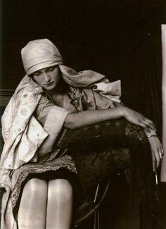 """ Studio photography by Alphonse Mucha Via : Art Nouveau "" Art Nouveau, Ansel Adams, Vintage Photographs, Vintage Photos, Vintage Portrait, Model Posing, Alphonse Mucha Art, Illustrator, Jugendstil Design"