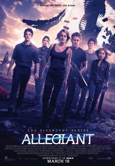 The Divergent Series: ALLEGIANT- 1080p BLURAY | 2016 Watch Movies Online Free