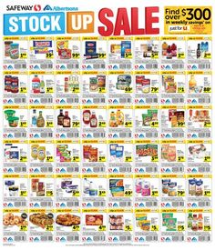 Albertsons Weekly Ad October 12 - 18, 2016 - http://www.olcatalog.com/grocery/albertsons-weekly-ads.html