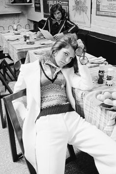 In Photos: The Best of '70s Fashion  - ELLE.com
