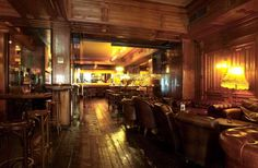 Kruger's American Bar | Kruger's Bar, 1010 Wien Cigar Bar, Create Your Own, Table Settings, Design Web, Baron, Web Development, Austria, Whiskey, Drinking