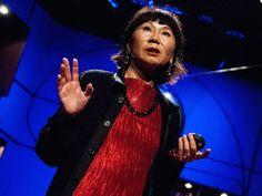 Amy Tan: Where does creativity hide? | TED Talks