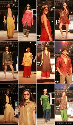 Indian Fashion - Indian Designer - India Resort Fashion Week 2012 - Asmita Marwa
