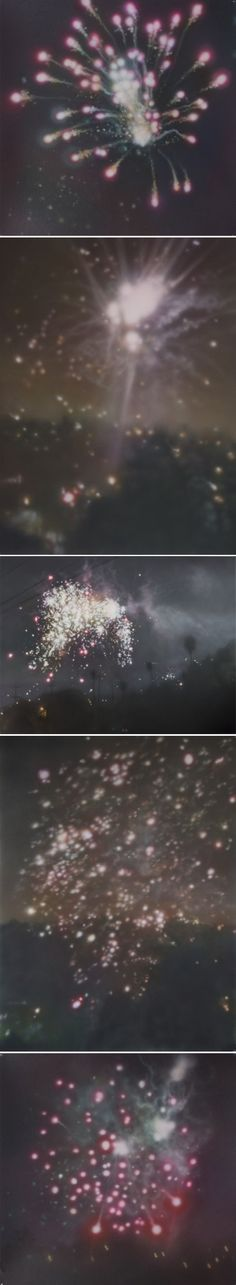 Fireworks painted by Samantha Fields: http://www.traywick.com/gallery/Samantha_Fields_2014/