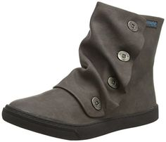 Unbekannt Practice Damen Halbhohe Stiefel mit dünnem Futter - http://on-line-kaufen.de/unbekannt/unbekannt-practice-damen-halbhohe-stiefel-mit