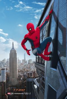 Spiderman : Homecoming (2017)
