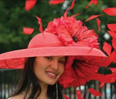 the art of millinery. love this site. great place to start to learn how to make hats!