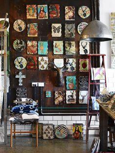 The Design Files Byron Bay Guide - Ahoy Trader Interior And Exterior, Interior Design, The Design Files, Australian Homes, Byron Bay, Bohemian Decor, Decoration, Interior Inspiration, Living Spaces