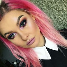 LOVE this punk look