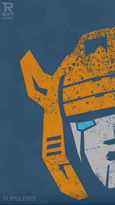 Transformers Bumblebee, Transformers Optimus Prime, Wallpaper For Iphone 4, Wallpaper S, Transformers Characters, Abstract Geometric Art, Minimalist Poster, Art Logo, Cool Artwork