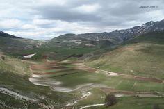Castelluccio - Pian Perduto (reverse angle)
