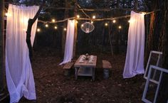 A whimsical backyard oasis for your kids.