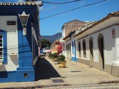centro histórico de São Sebastião (SP) - Brasil