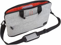 Targus - Strata Laptop Sleeve - Pewter - AlternateView11 Zoom