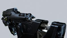 Pistol: Black Ops 3 Concept - Will Huang/Albert NG ...