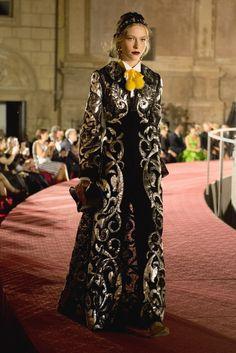 Dolce & Gabbana Alta Moda Fall 2017