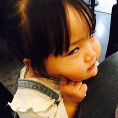 My future child Cute Asian Babies, Korean Babies, Asian Kids, Cute Babies, My Baby Girl, Dad Baby, Baby Kids, Cute Baby Meme, Baby Memes