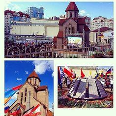 В Краснодаре в день 100 летней годовщины геноцида армян в Османской империи почтили память… http://ift.tt/1JBlsQX
