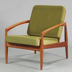 Easy chair (model 121) by Kai Kristiansen