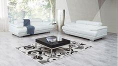 Lexington Leather Sofa Suite 3 + 2 - Lounge Life