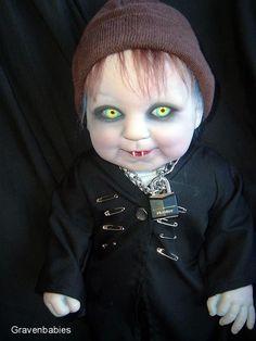 GravenBabies Horror Doll39s