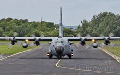 Photo of Lockheed C-130 Hercules (85-1362) ✈ FlightAware