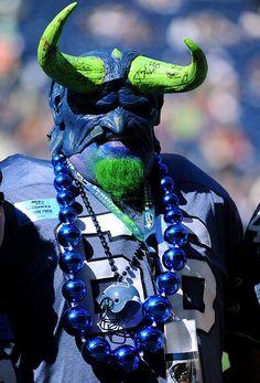 Seahawks Funny | NFL Fans: Week 1 - Seattle Seahawks | Sports Illustrated Kids