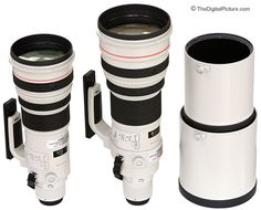 Canon lenses. Have 'em Love 'em , but I don't have extenders http://www.the-digital-picture.com/Images/Other/Canon-500mm-600mm-Super-Telephoto-Lenses.jpg