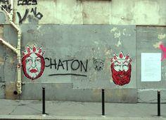 Hopnn - Italian Street Artist - Paris (F) - 03/2015 -  \*/  #hopnn #streetart