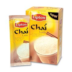 Tempt Your Tastebuds with Two New Exotic Chai Lattés    Where can I find this?