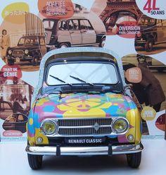 Renault 4. Memorias!