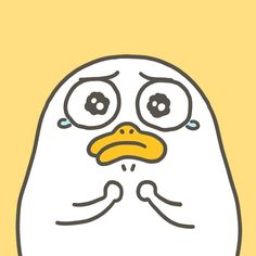 Cute Cartoon Characters, Cartoon Memes, Cartoon Art, Fictional Characters, Duck Wallpaper, Funny Duck, Fan Anime, Anime Art, Little Duck