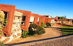 Taliesin West. Scottsdale, Arizona. 1937. Frank Lloyd Wright's winter home © godutchbaby
